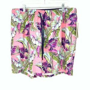 Tommy Bahama Naples Let's Be Fronds Swim Trunks